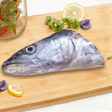 King Fish (Batang) Head 巴当鱼头 (800g-1kg before processing)