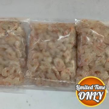 PROMOTION! Frozen Wild Small Prawn Meat 冰冻小虾肉 (Approx 300g)
