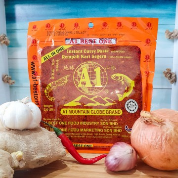 A1 BEST ONE Curry Paste (SEAFOOD) (230g)