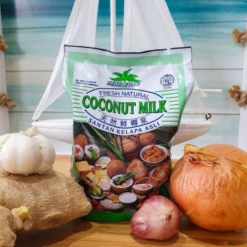 Heng Guan Fresh Natural Coconut Milk (250g)