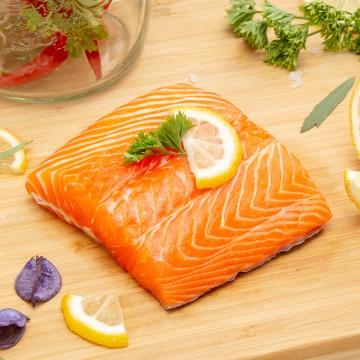 Salmon Trout Fillet 鳟鱼肉 (200g-250g, 450g - 500g)